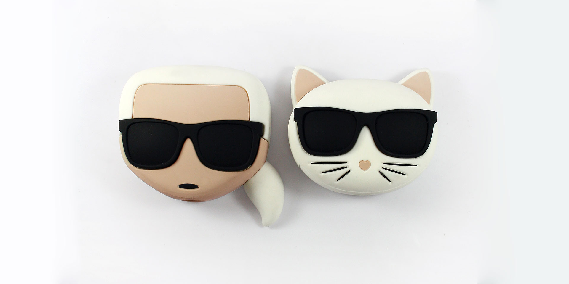 Karl Lagerfeld fashion power bank