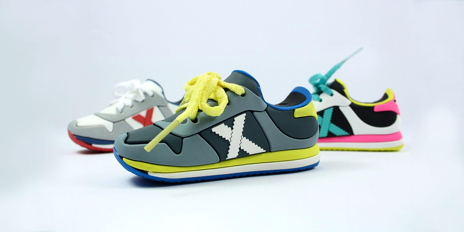 custom power bank shoes brand