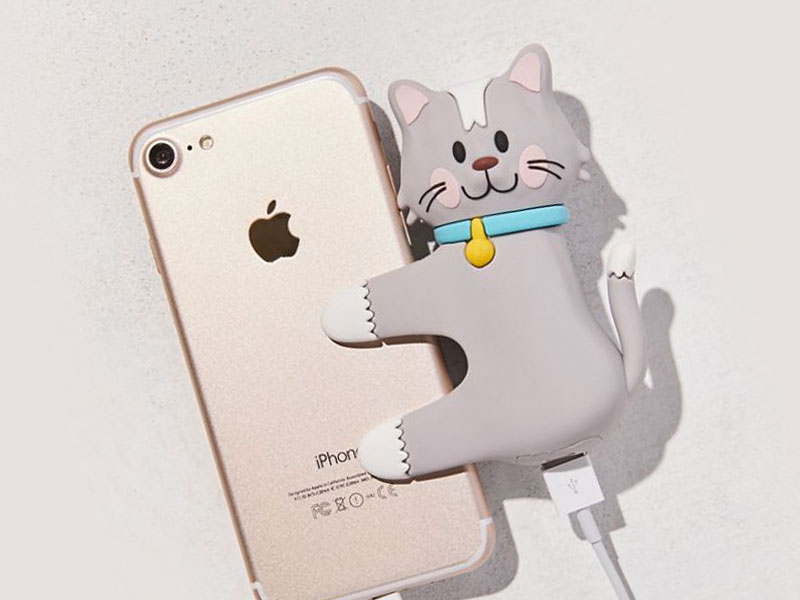 power bank custom animal urban outfitters